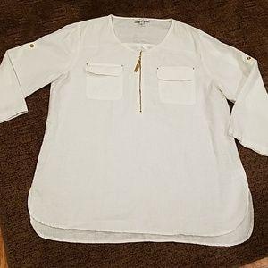 Company Ellen  tracy tunic top